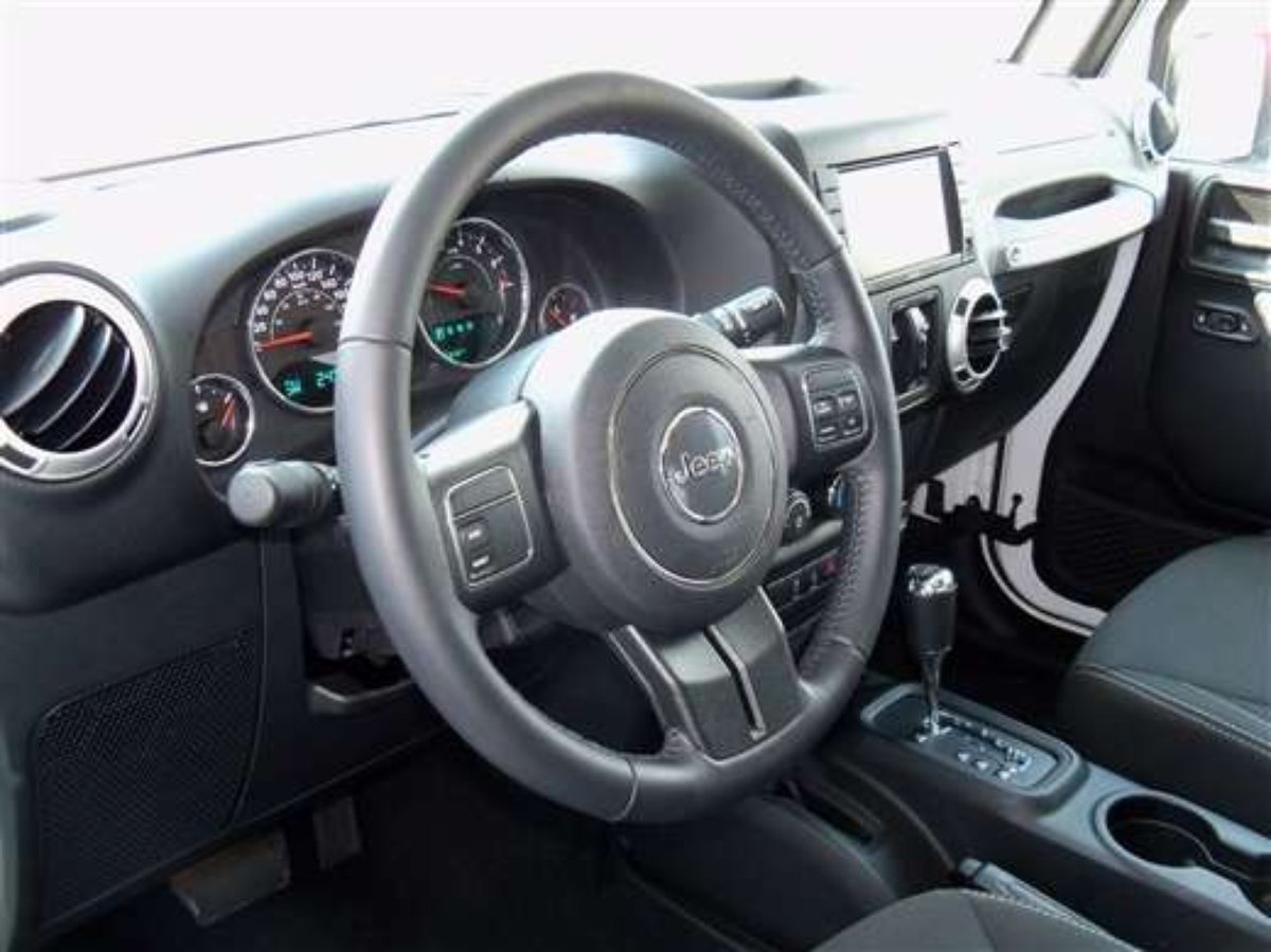 2017 Jeep Wrangler Unlimited for sale in Sydney, Nova Scotia