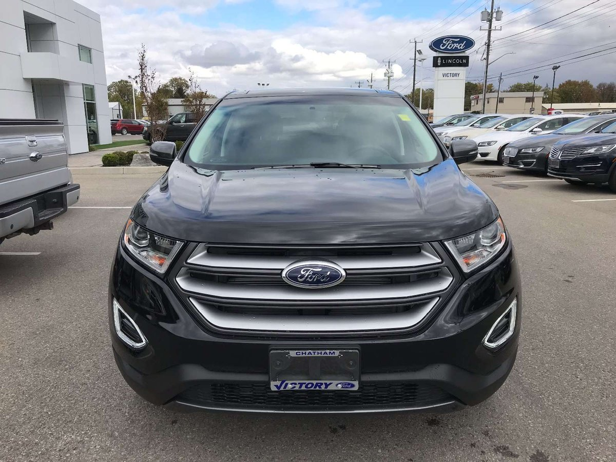 2018 Ford Edge for sale in Chatham, Ontario