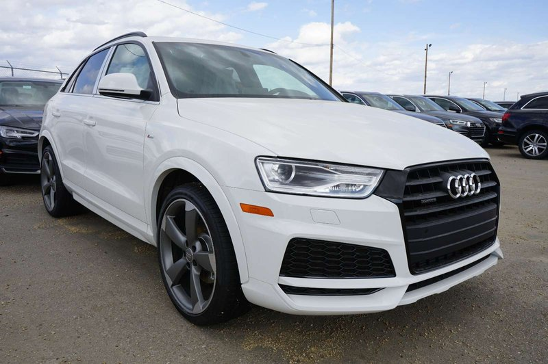 2018 Audi Q3 for sale in Edmonton, Alberta