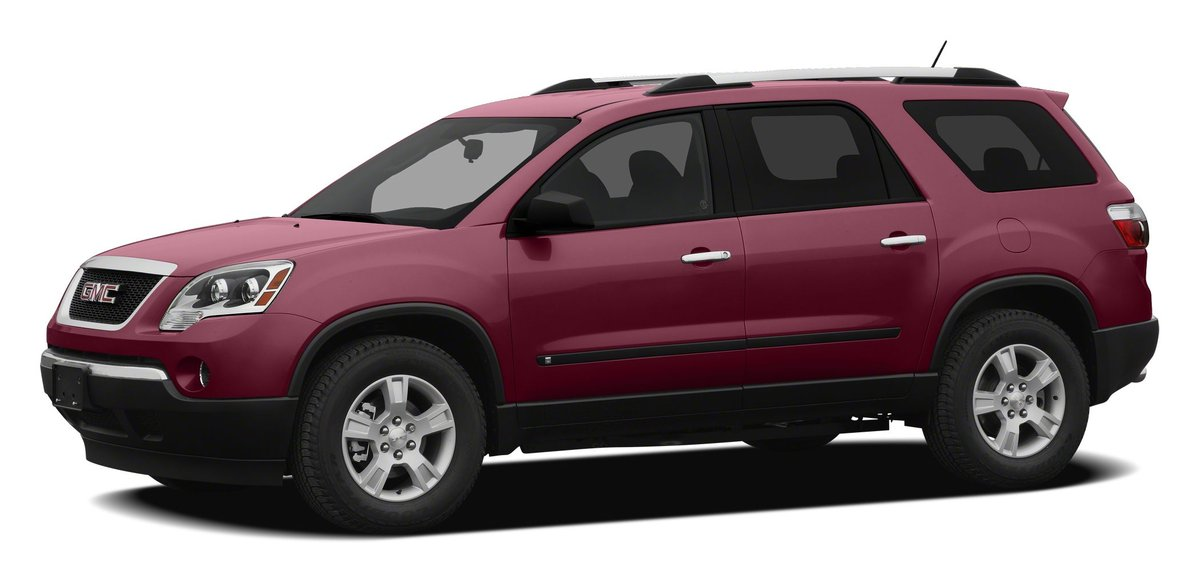 2011 GMC Acadia for sale in Leduc, Alberta
