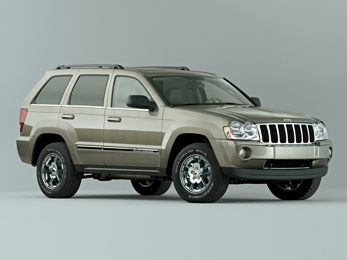 2006 Jeep Grand Cherokee for sale in Abbotsford, British Columbia