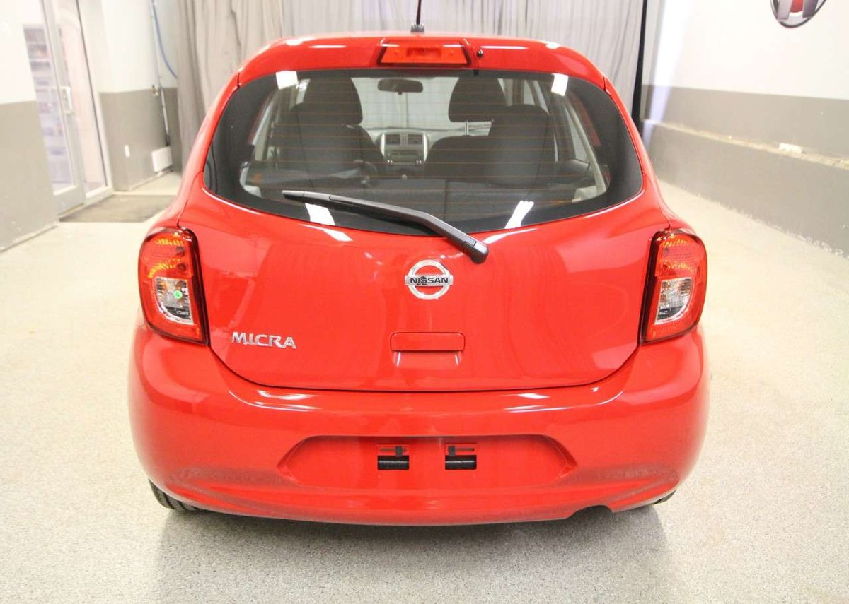 2018 Nissan Micra for sale in Moose Jaw, Saskatchewan