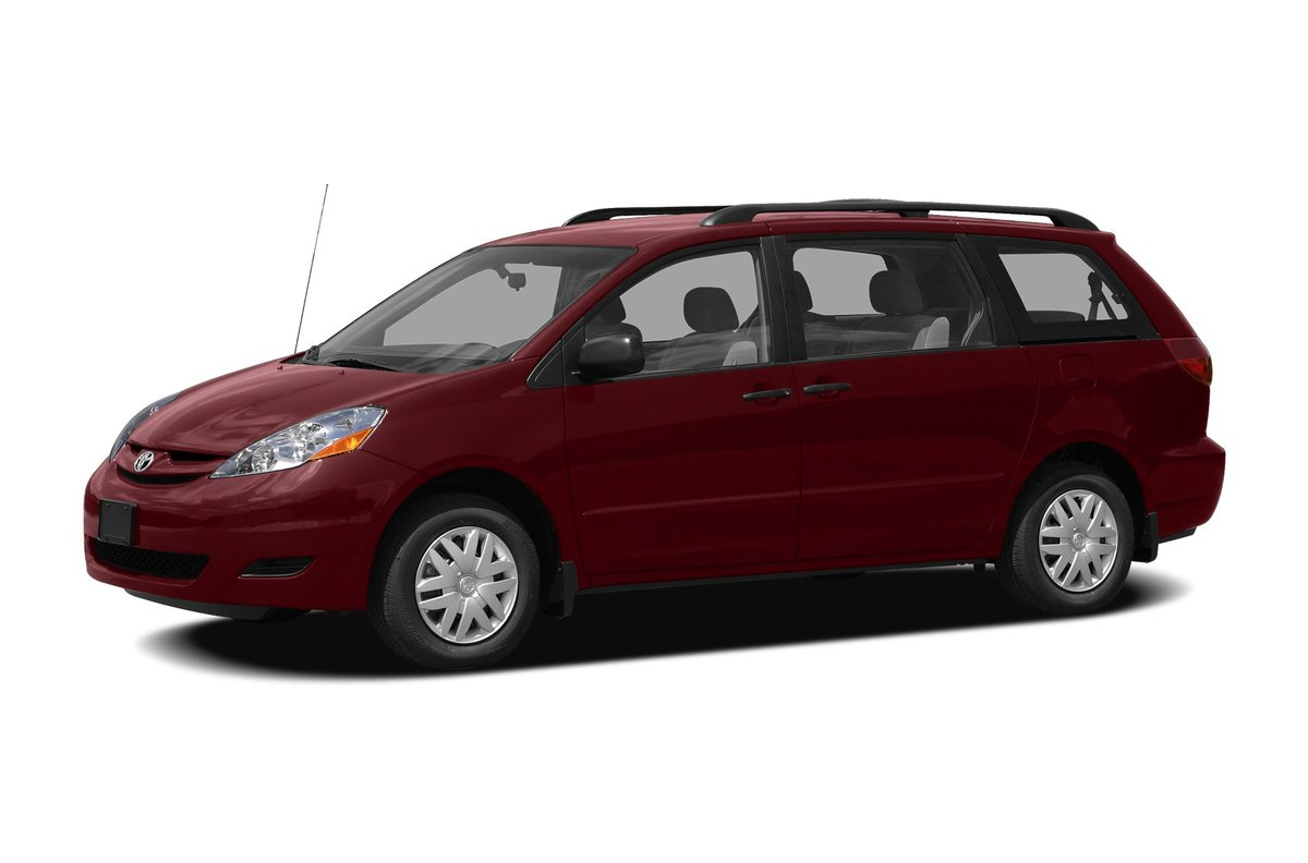 2007 Toyota Sienna for sale in Edmonton, Alberta