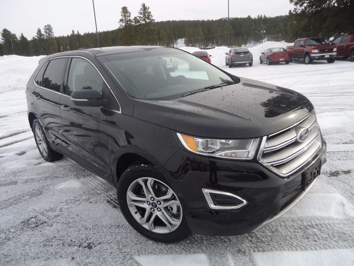 2017 Ford Edge for sale in Cranbrook, British Columbia
