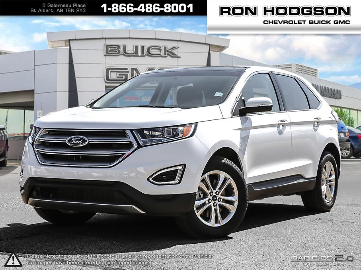 2017 Ford Edge for sale in St. Albert, Alberta
