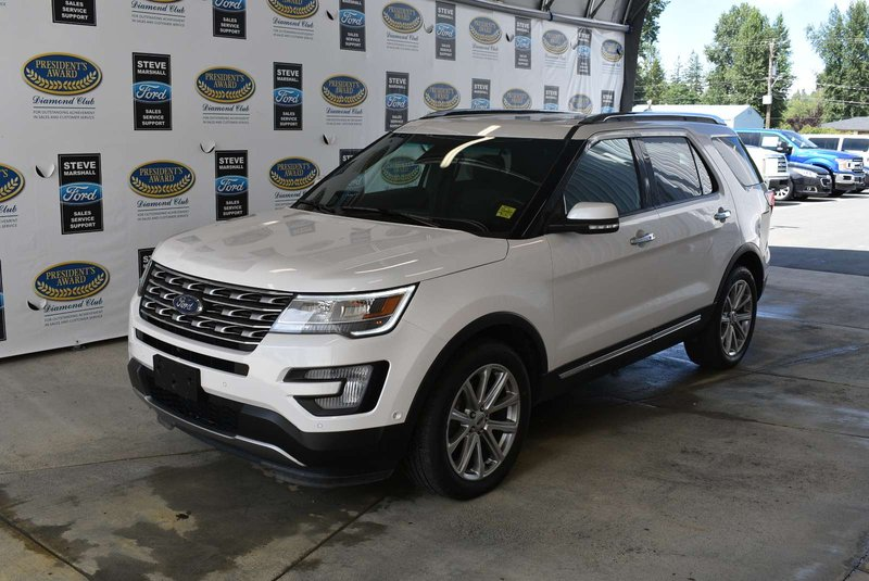 2016 Ford Explorer for sale in Campbell River, British Columbia