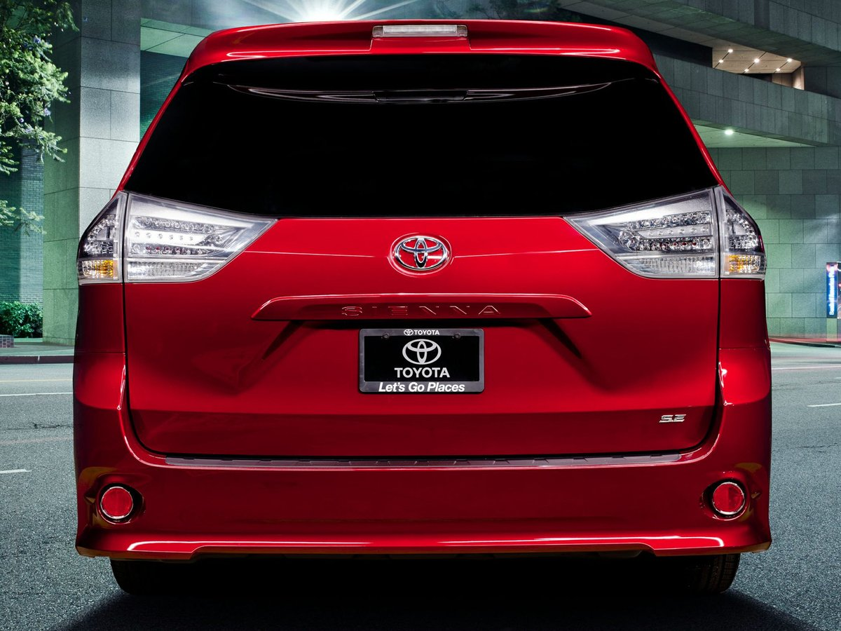 2017 Toyota Sienna for sale in Collingwood, Ontario