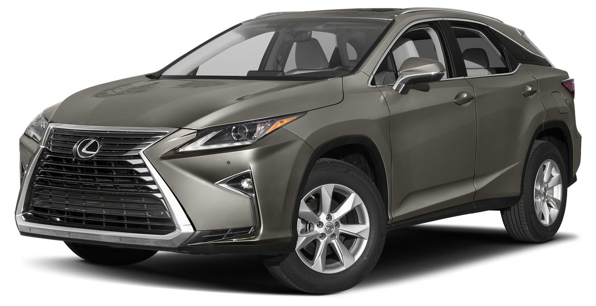 2017 Lexus RX 350 for sale in Calgary, Alberta
