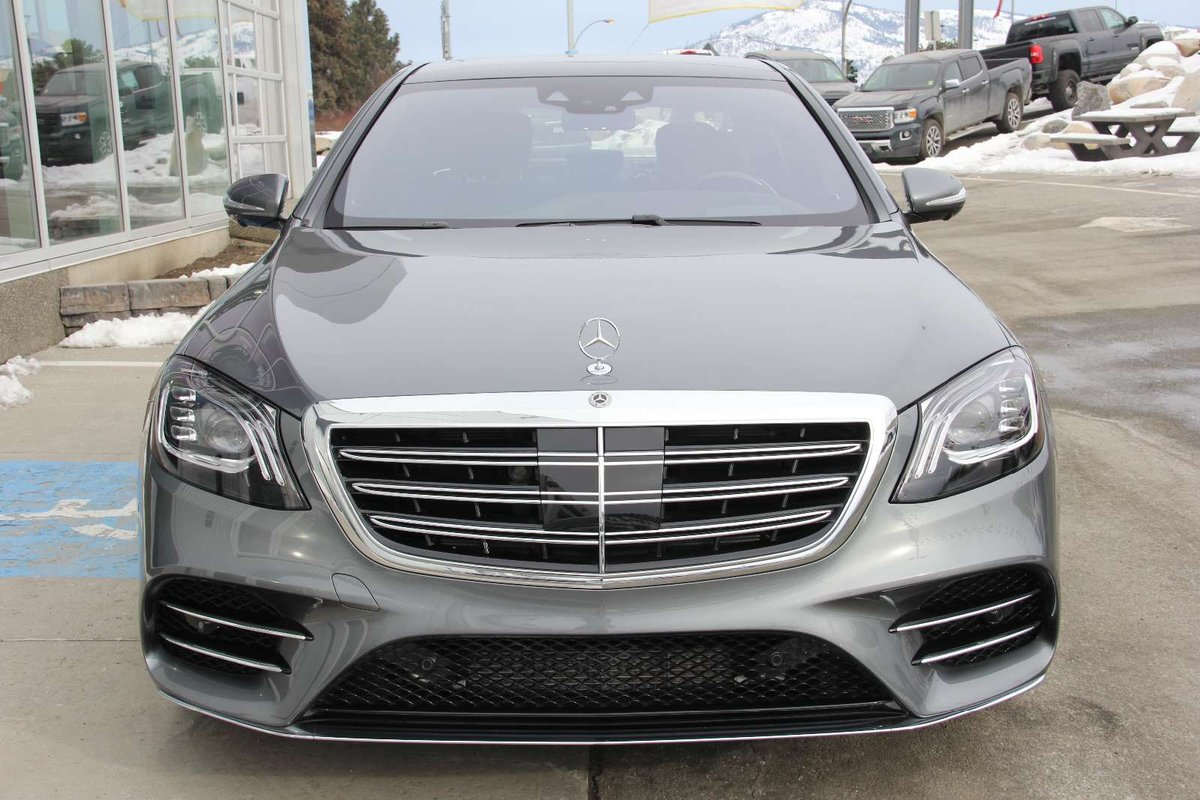 2018 mercedes benz s class for sale in kamloops. Black Bedroom Furniture Sets. Home Design Ideas