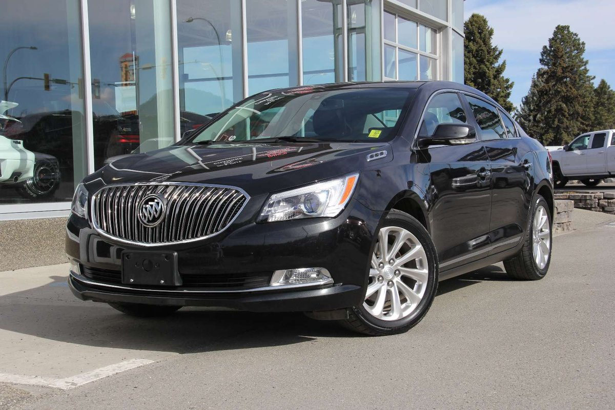 2014 Buick LaCrosse for sale in Kamloops, British Columbia