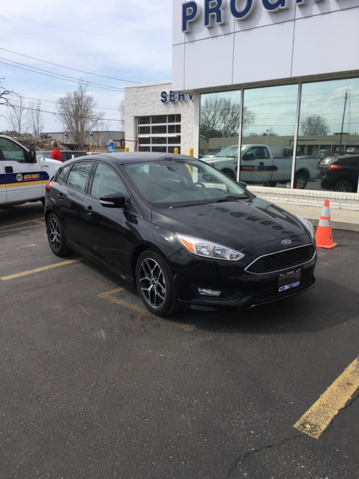 2018 Ford Focus for sale in Wallaceburg, Ontario