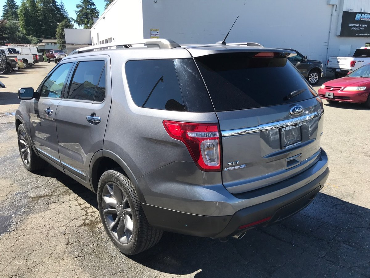 2014 Ford Explorer For Sale In Abbotsford Xlt British Columbia