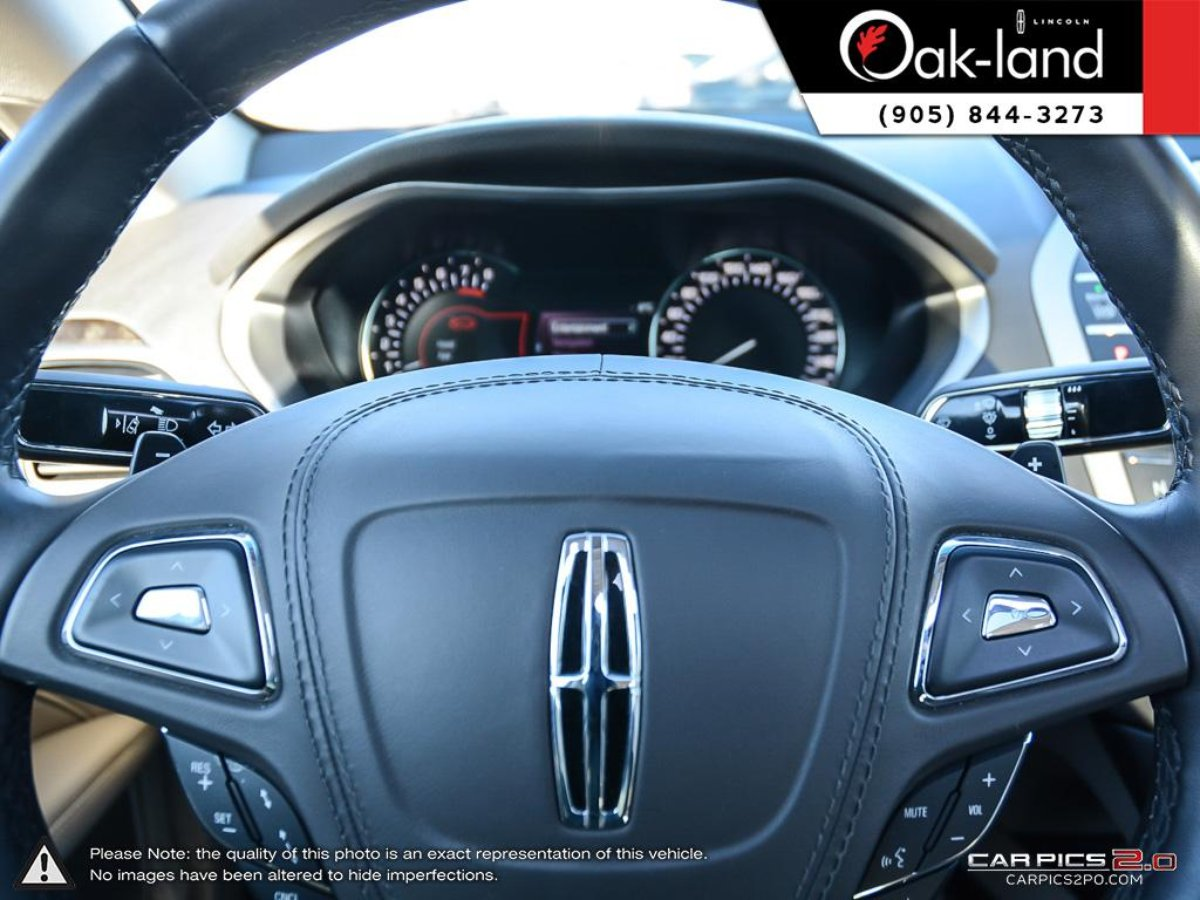 2017 Lincoln MKZ for sale in Oakville, Ontario