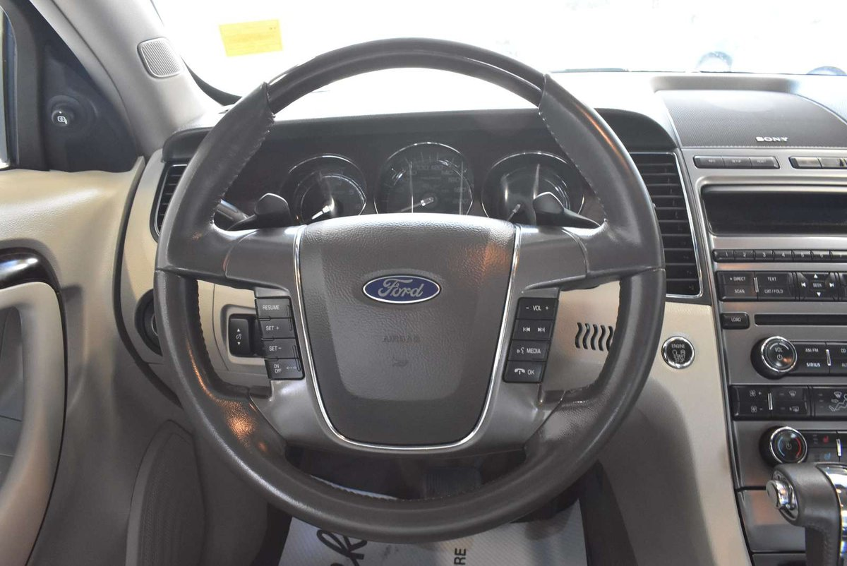 2010 Ford Taurus for sale in Campbell River, British Columbia