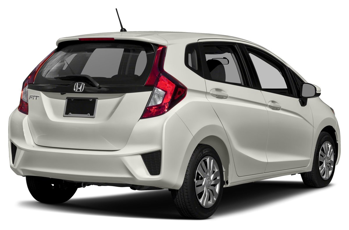 2017 Honda Fit for sale in Campbell River, British Columbia