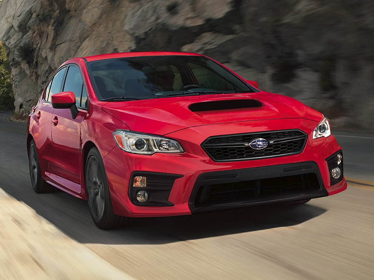 2018 Subaru WRX for sale in London