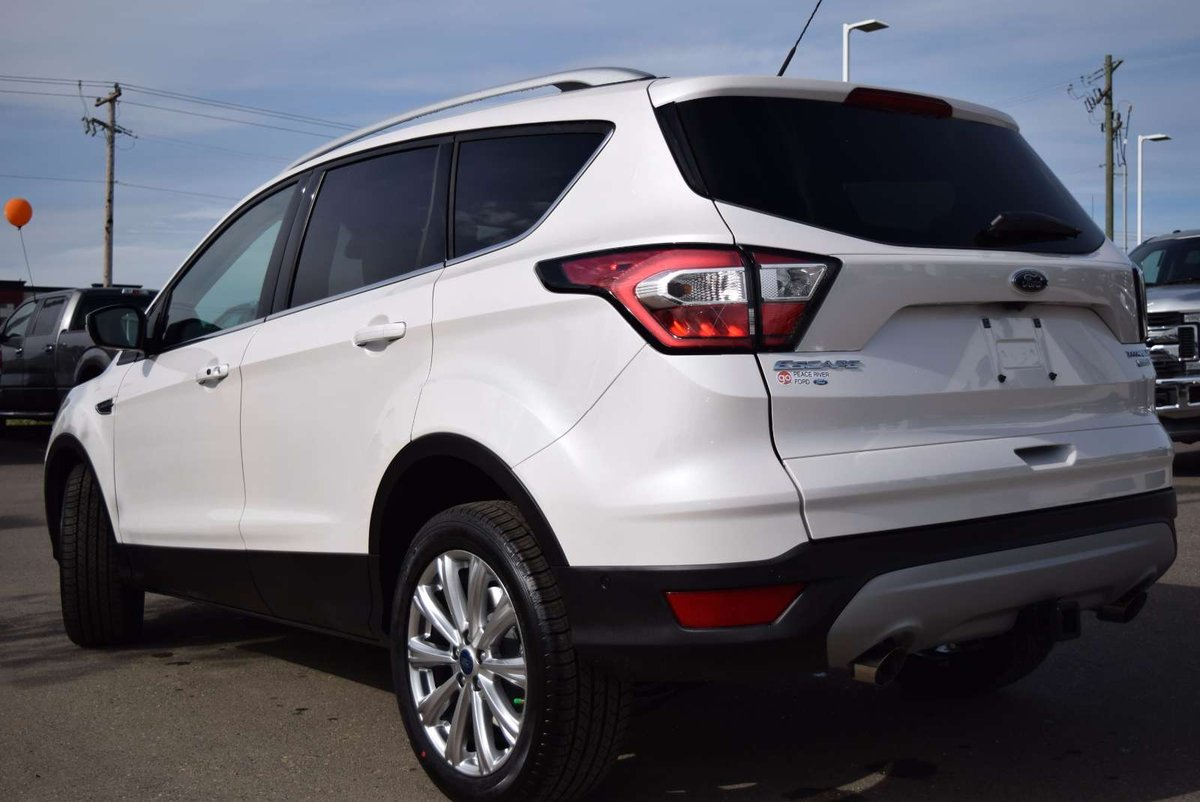 2017 Ford Escape for sale in Peace River, Alberta
