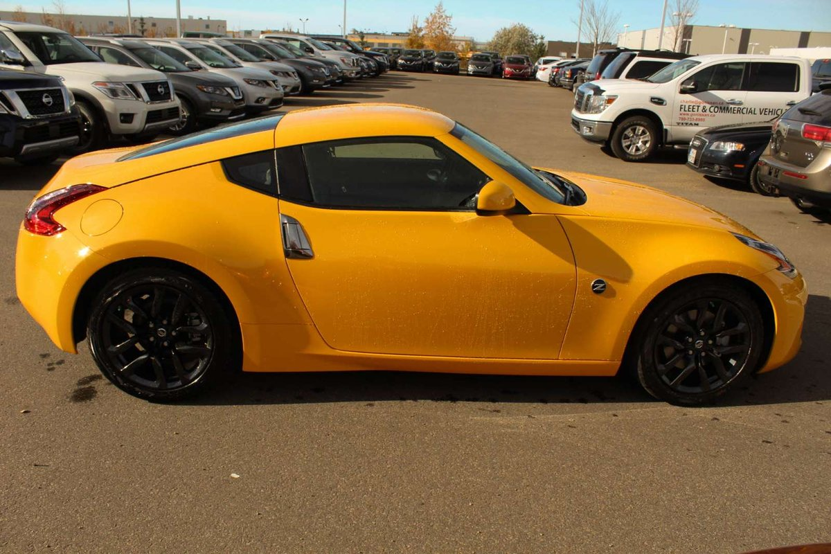2018 Nissan 370Z Coupe for sale in Edmonton, Alberta