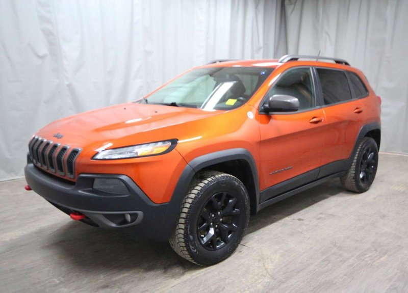 2015 Jeep Cherokee for sale in Moose Jaw, Saskatchewan