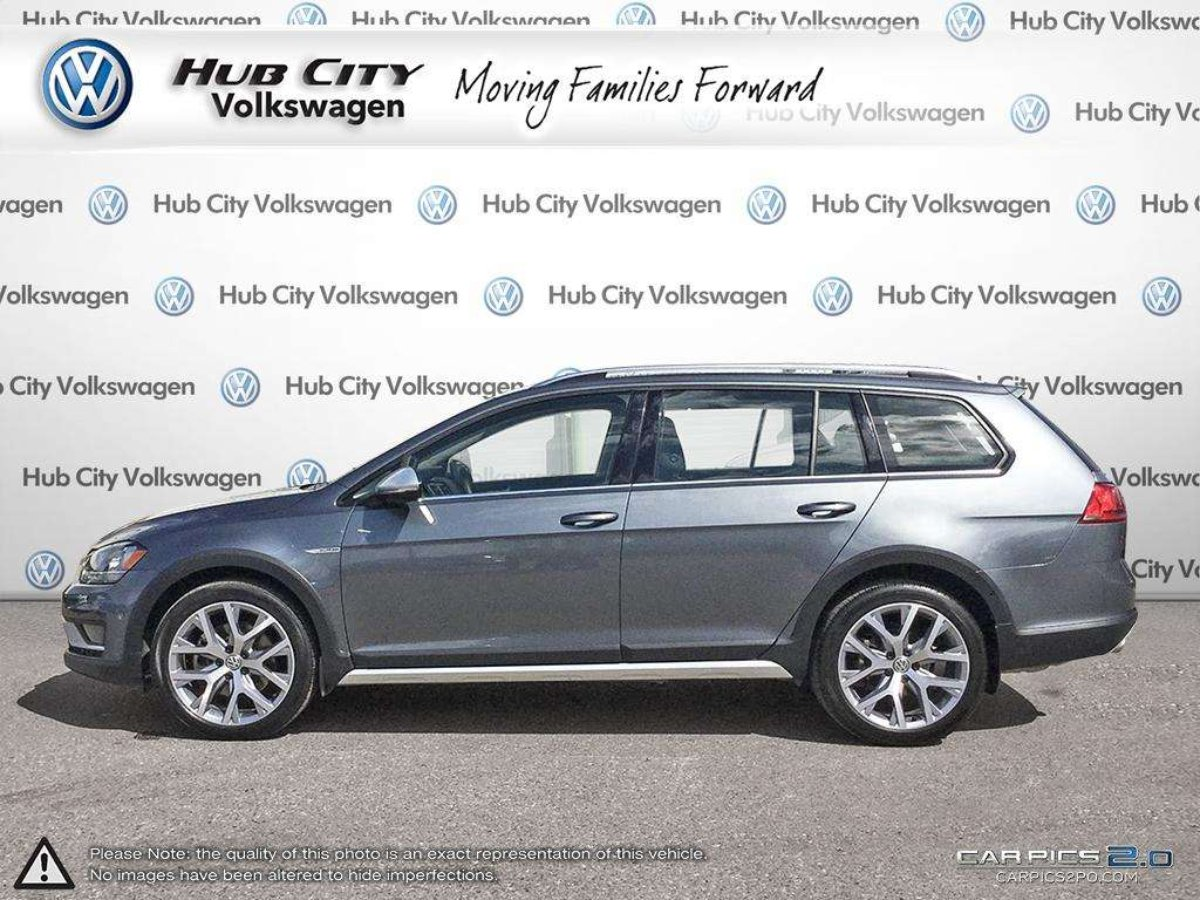 2017 Volkswagen Golf Alltrack for sale in Prince George, British Columbia