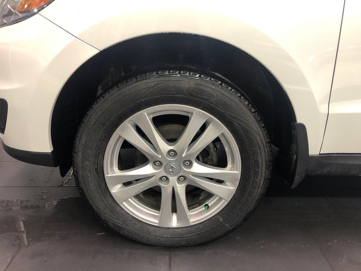 2012 Hyundai Santa Fe for sale in Edmonton, Alberta