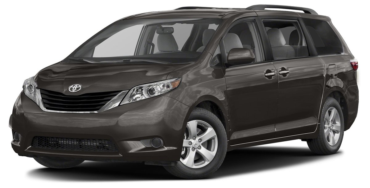 2017 Toyota Sienna for sale in Gander, Newfoundland and Labrador