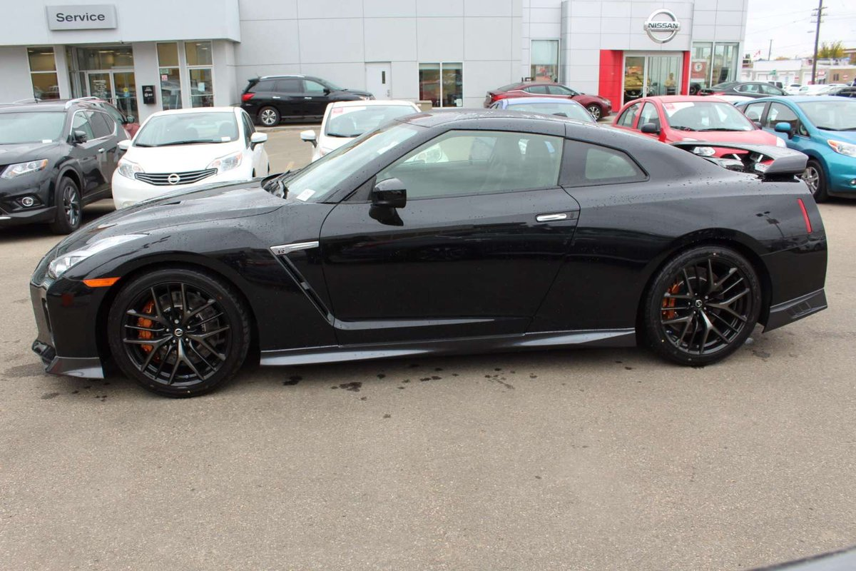 2017 Nissan GT-R for sale in Edmonton, Alberta