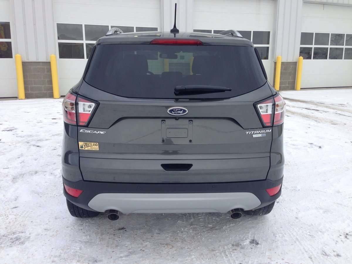 2018 Ford Escape for sale in Barrhead, Alberta
