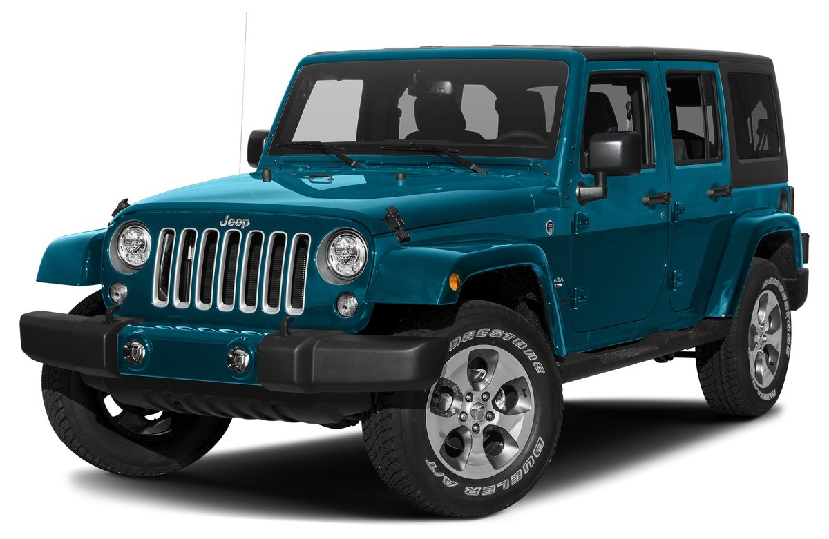 2017 Jeep Wrangler Unlimited for sale in Huntsville, Ontario