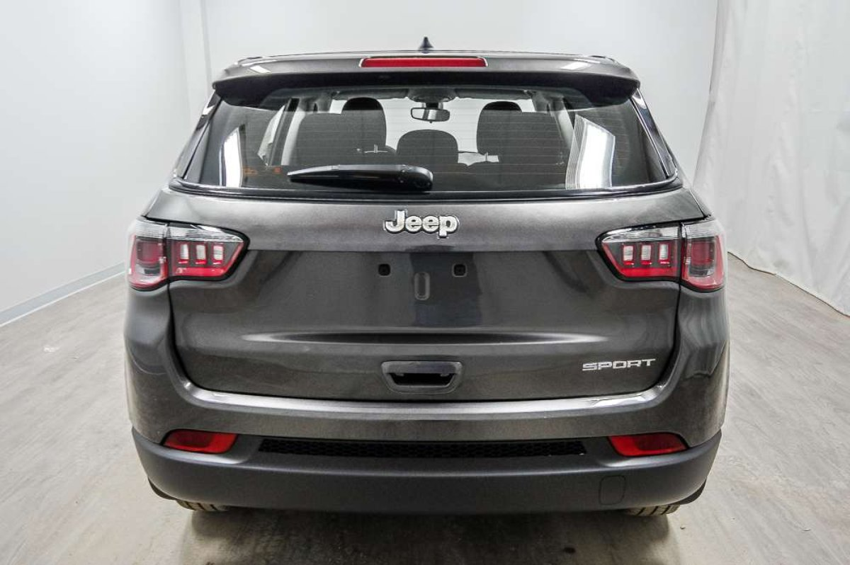 2018 Jeep Compass for sale in Moose Jaw, Saskatchewan