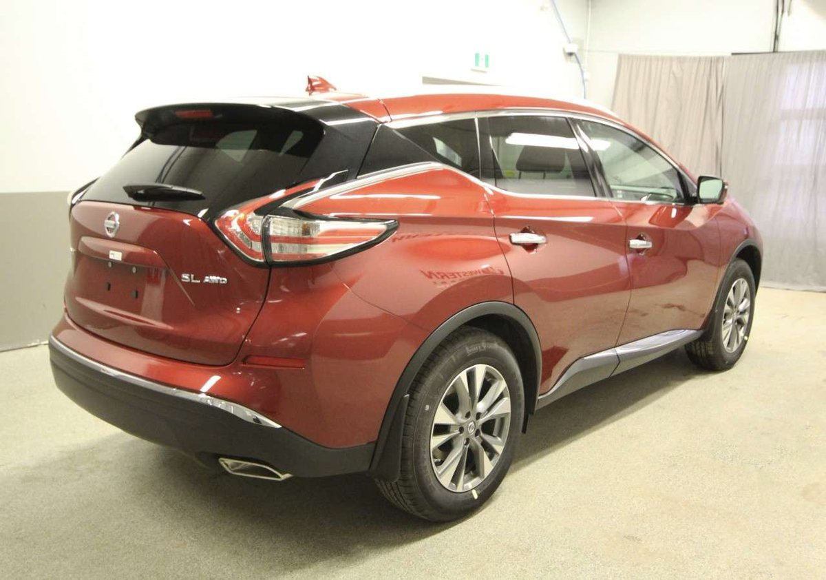 2018 Nissan Murano For Sale In Moose Jaw