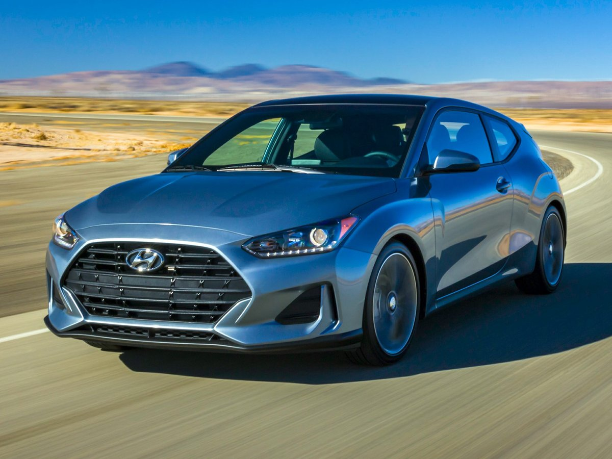 2019 Hyundai Veloster for sale in Winnipeg, Manitoba