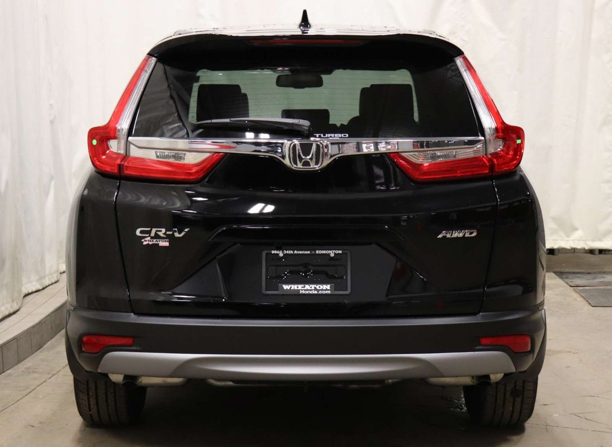 2018 Honda CR-V for sale in Edmonton, Alberta