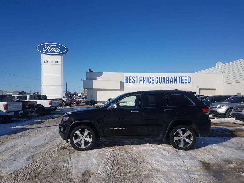 2016 Jeep Grand Cherokee for sale in Cold Lake, Alberta