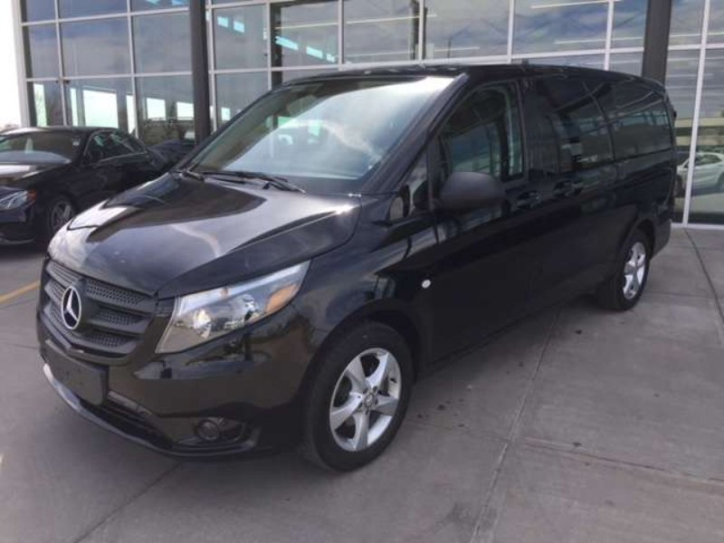 2016 Mercedes-Benz Metris Passenger Van for sale in Calgary, Alberta