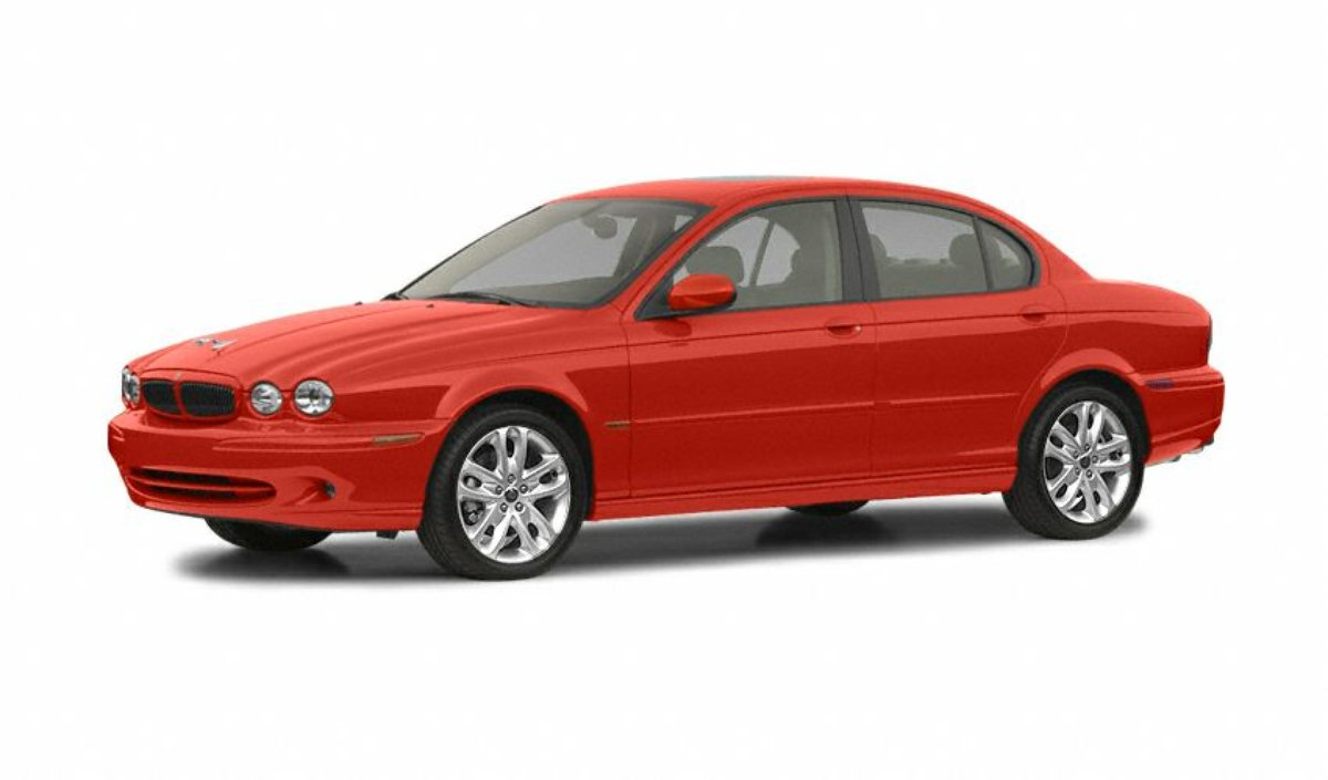 2002 Jaguar X-Type for sale in Edmonton, Alberta
