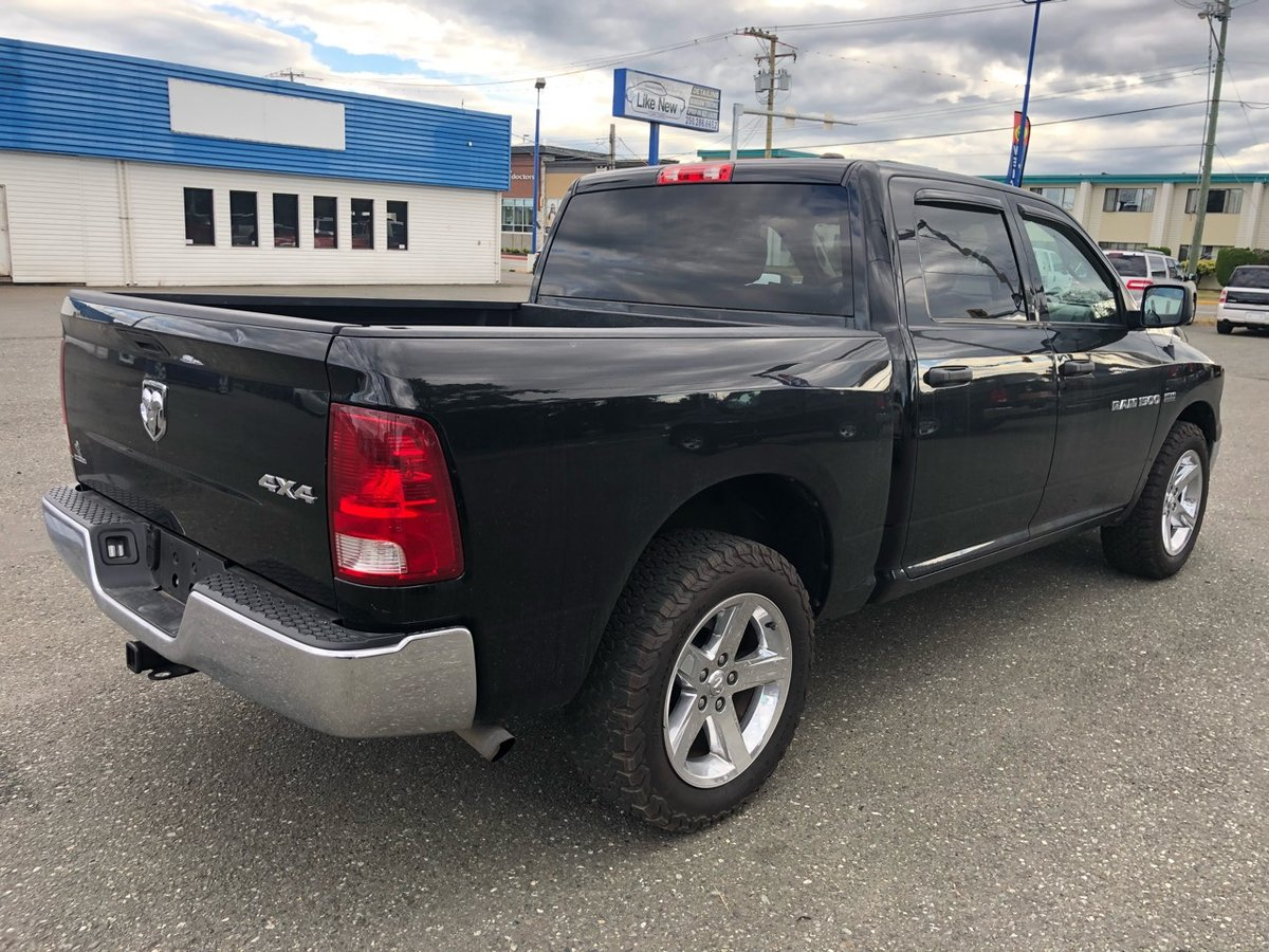 2012 Ram 1500 for sale in Campbell River, British Columbia