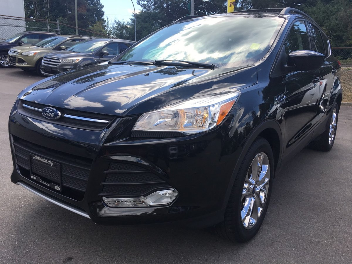 2015 Ford Escape for sale in Port Coquitlam, British Columbia