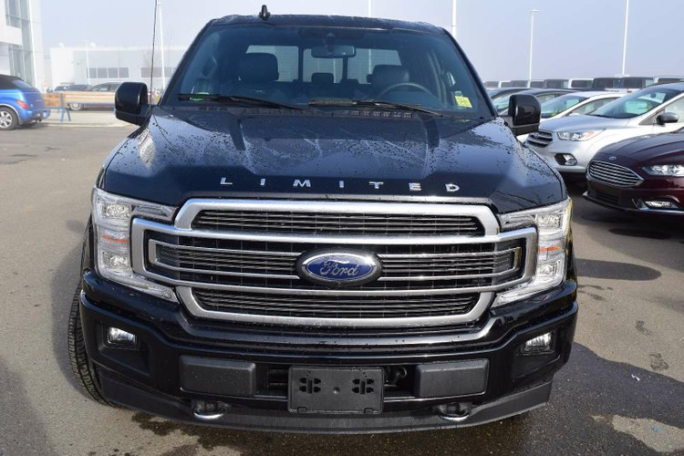 new 2018 ford f 150 limited peace river alberta go auto. Black Bedroom Furniture Sets. Home Design Ideas