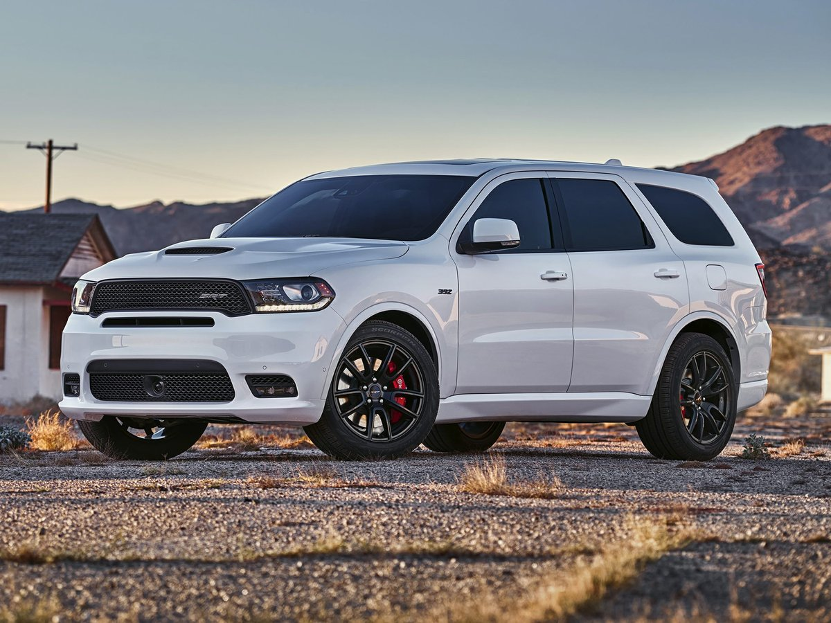 2018 Dodge Durango for sale in Edmonton, Alberta