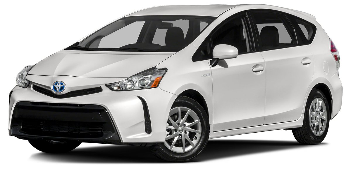 2017 Toyota PRIUS V for sale in Vancouver, British Columbia