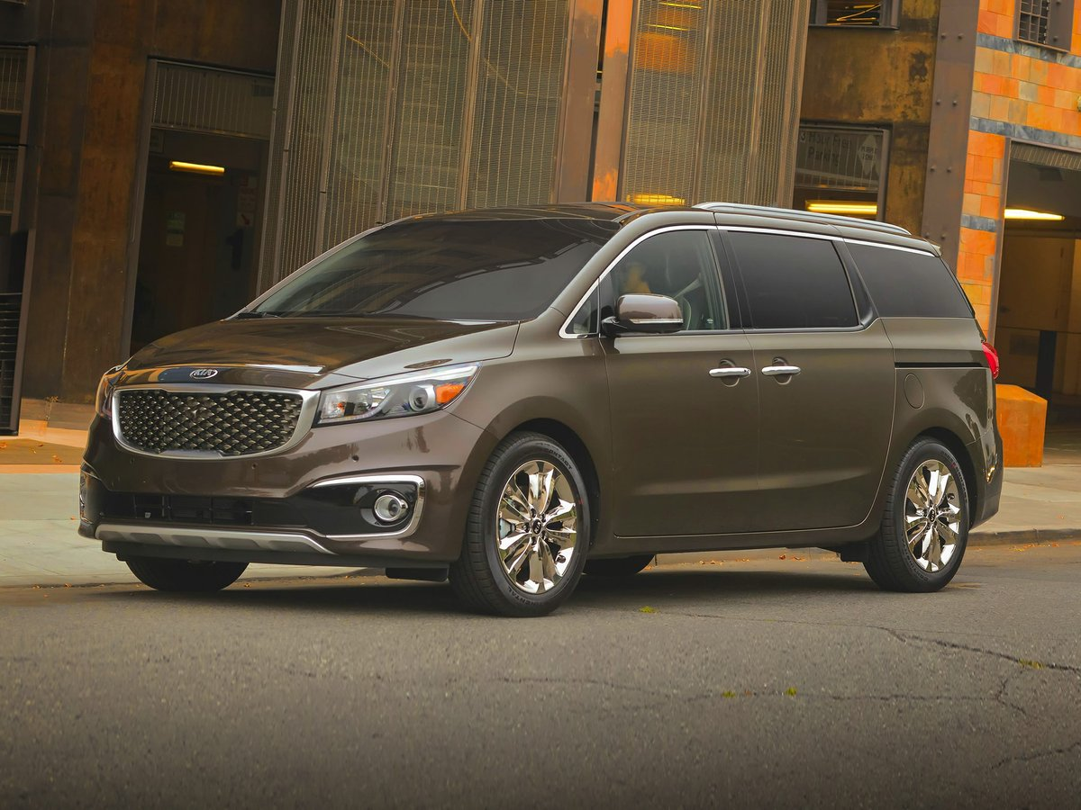 2018 Kia Sedona for sale in Niagara Falls, Ontario
