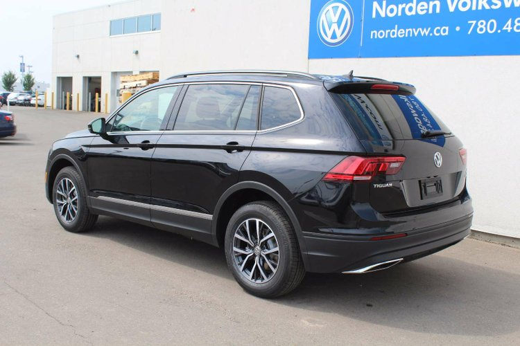 new 2018 volkswagen tiguan comfortline 18ti3653 edmonton alberta go auto. Black Bedroom Furniture Sets. Home Design Ideas