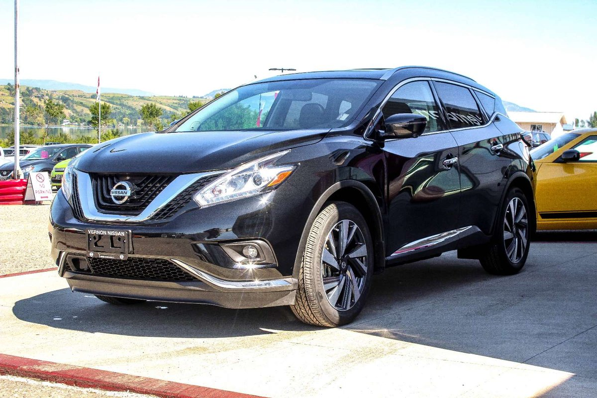 2018 Nissan Murano for sale in Vernon, British Columbia