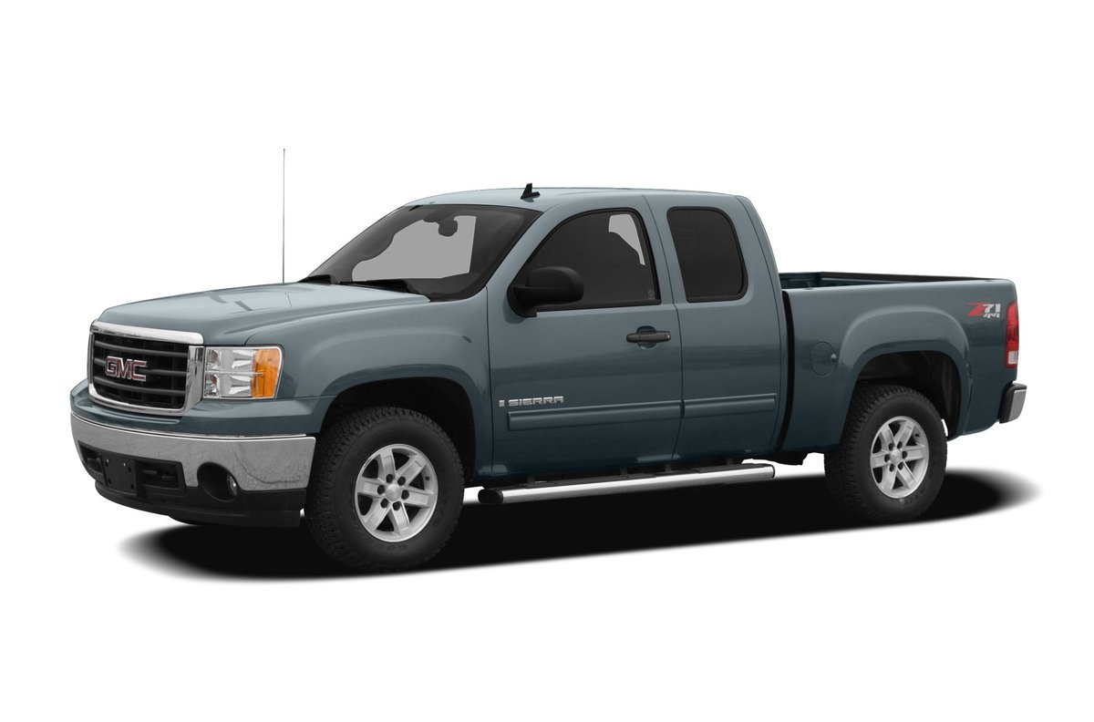 2008 GMC Sierra 1500 for sale in Edmonton, Alberta