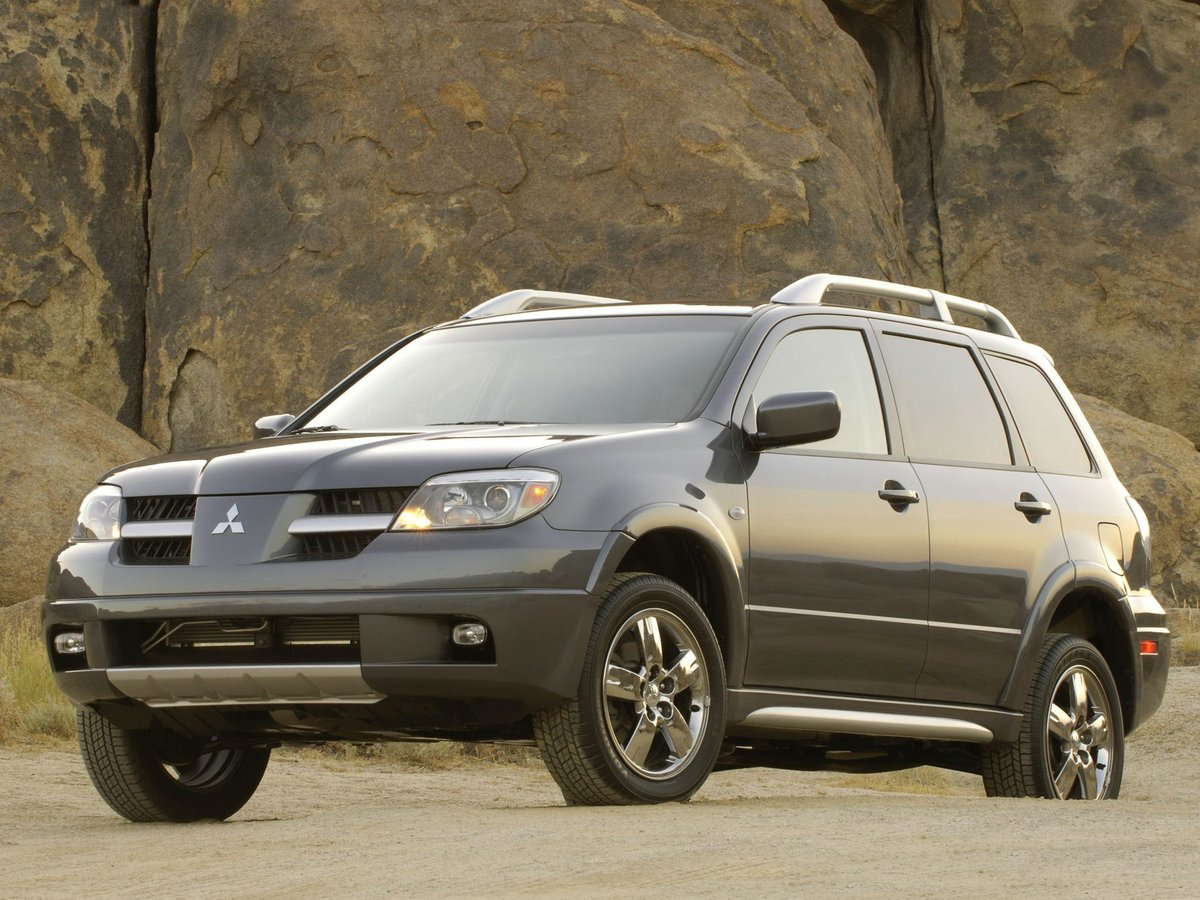 2006 Mitsubishi Outlander for sale in Edmonton, Alberta