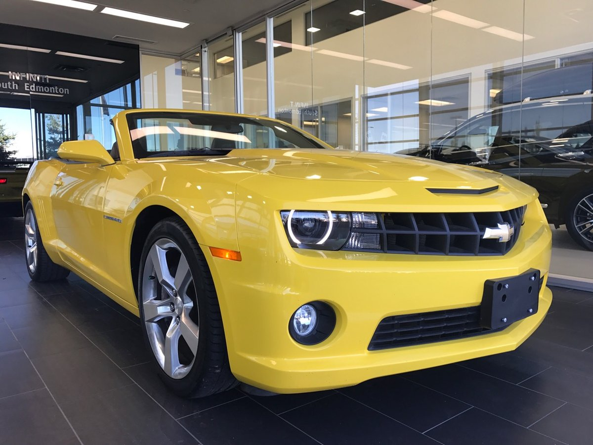 2013 Chevrolet Camaro for sale in Edmonton, Alberta