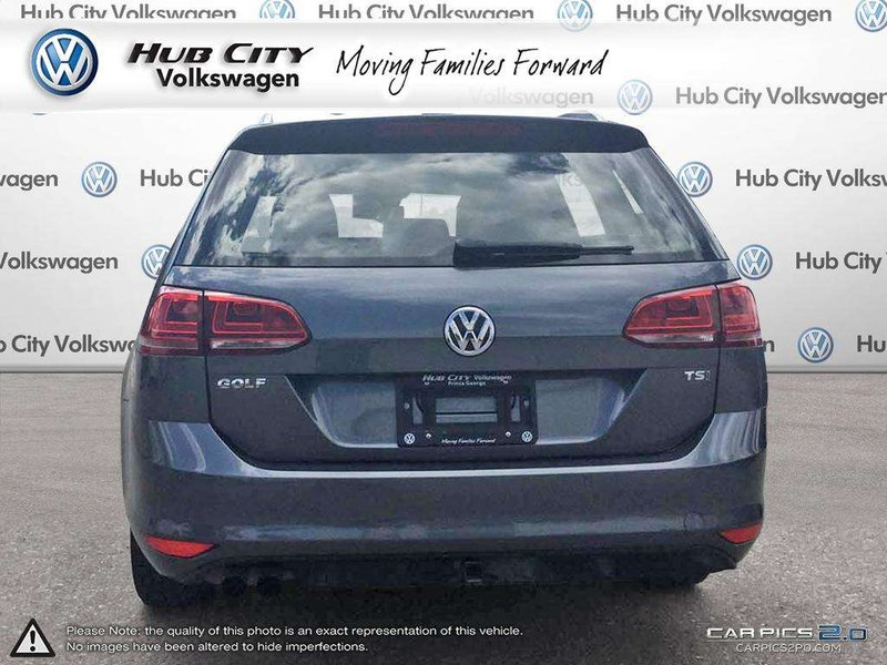 2016 Volkswagen Golf Sportwagon for sale in Prince George, British Columbia