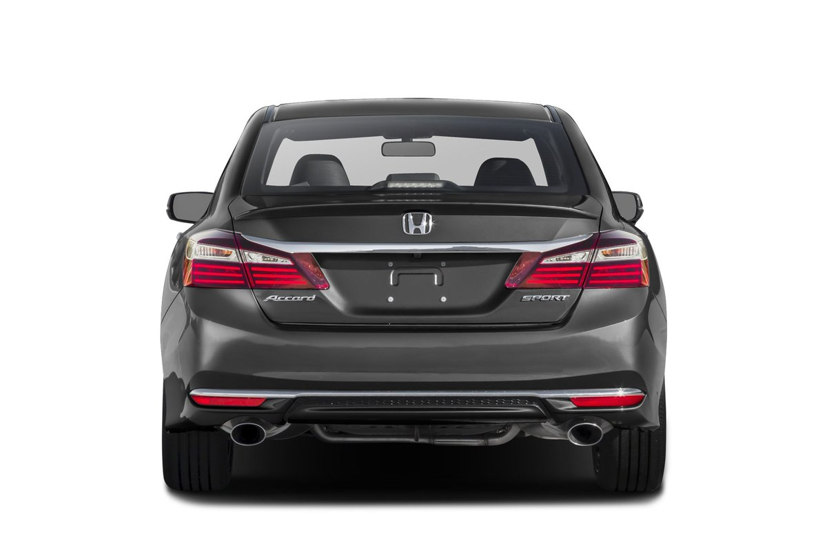 2016 Honda Accord for sale in Campbell River, British Columbia