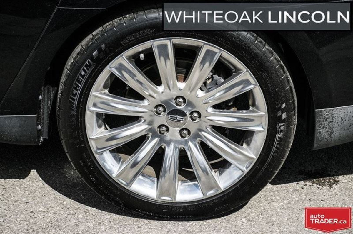 2010 Lincoln MKS for sale in Mississauga, Ontario